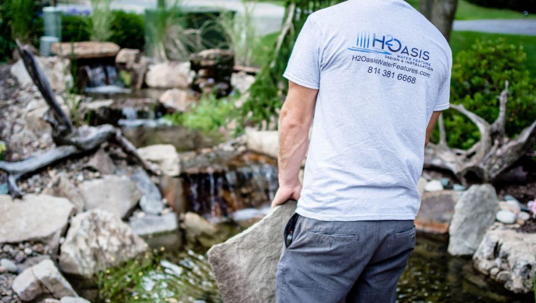 Pond & Waterfall Repairs and Renovations