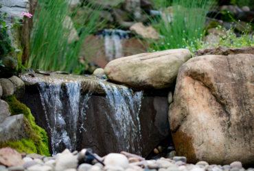 Pondless Waterfall Design & Installation